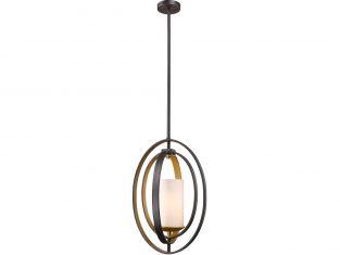 Lampa wisząca Dublin 29x31cm Cosmo Light