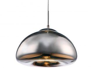 Lampa wisząca Chicago Silver Matt 30x119cm Cosmo Light