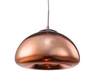 Lampa wisząca Chicago Copper Matt 30x119cm Cosmo Light