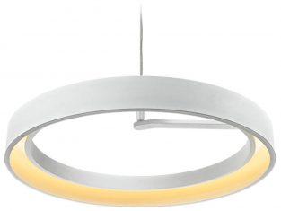 Lampa wisząca biała LED Osaka  60x220cm Cosmo Light
