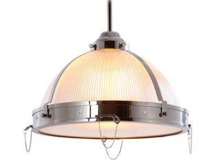 Lampa wiszaca Rotterdam Silv 40x110cm Cosmo Light