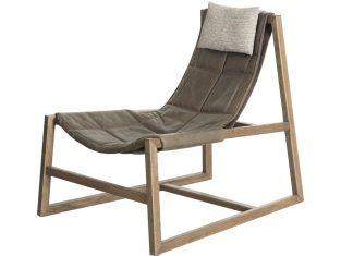 Fotel Pacini&Cappellini Relax 76x90x80 cm