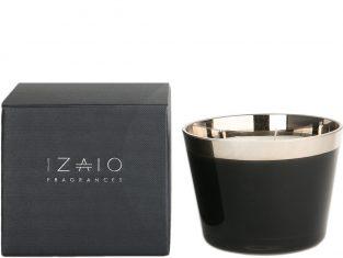 Świeca zapachowa Izaio Carbon 9,5 cm