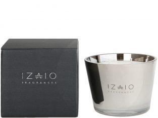 Świeca zapachowa Izaio Silver 9,5 cm