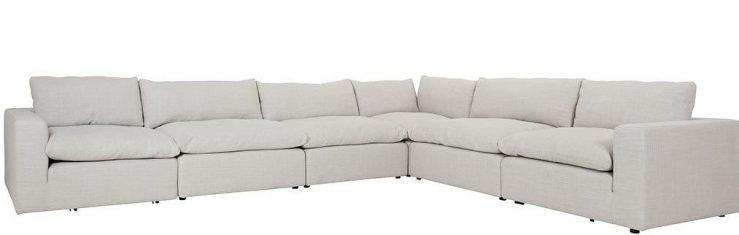 Sofa modułowa narożna Starlight MTI Furninova