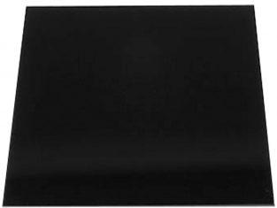 Szyba do stolika Black Glass 100x100x0,4 cm