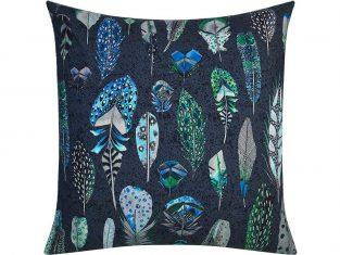 Poduszka dekoracyjna Designers Guild Quill Cobalt 50×50 cm