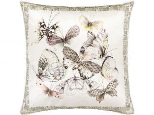 Poduszka dekoracyjna Designers Guild Papillons Shell 50×50 cm
