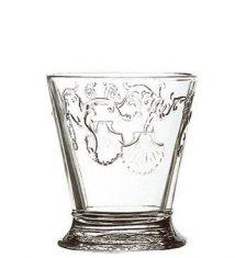 Komplet niskich szklanek Versailles 250ml 6szt.