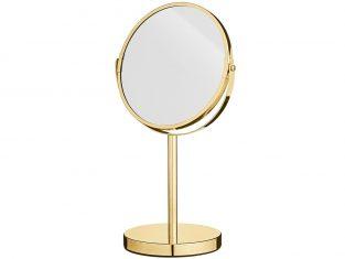 Lusterko złote Parade 20×35 cm