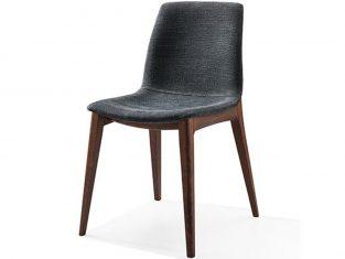 Krzesło tapicerowane Pacini&Cappellini Ellen 56x45x83 cm