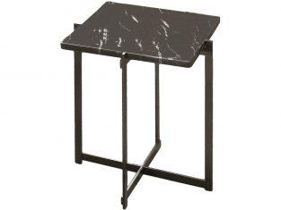 Stolik boczny Pacini&Cappellini Black 50x50x53cm