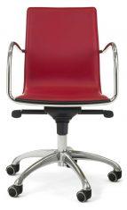 Fotel biurowy Enrico Pellizzoni Micad Wheels Low 65x65x100cm
