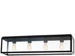 Lampa Kaspa Loft 80x18x20cm