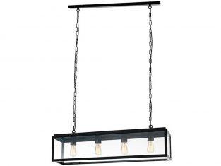 Lampa wisząca Kaspa Loft 1 80x18x107cm