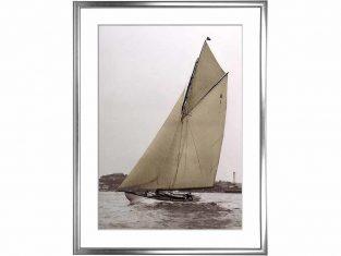 Fotografia Boat Racing Left 60x80cm