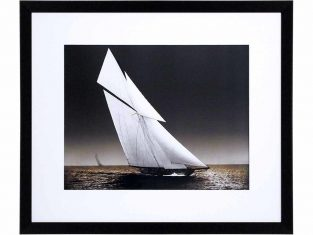 Fotorafia Evening Sailing Right 59x49cm