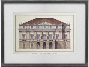 Obraz Milano Teatro Alla Scala 50x37cm