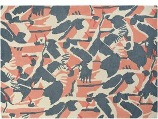 Dywan Ted Baker Cranes Pink 140×200 cm