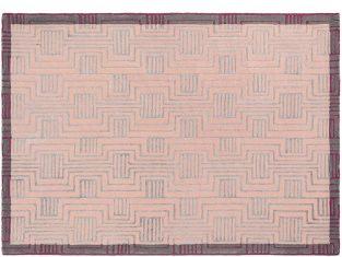 DywanT.Baker Kinmo Pink 140x200cm