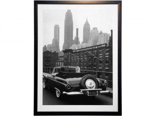 Fotografia w ramie Monroe New York 60×80 cm