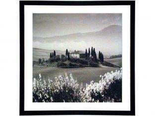 Fotografia w ramie Tuscany Hill 71×71 cm