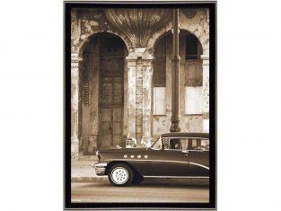 Fotografia w ramie Havana – Cars 50×70 cm
