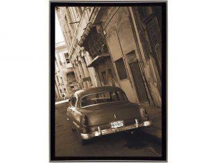 Fotografia w ramie Havana – Cars Back 50×70 cm