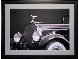 Fotografia w ramie Du Pont Royal Town Car 80×60 cm