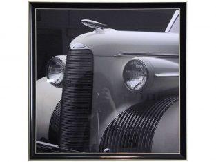 Fotografia w ramie La Salle Cabriolet 1939 r. Grill 70×70 cm