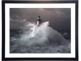 Fotografia w ramie Lighthouse Ar Men 90×70 cm