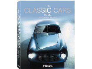 Książka Classic Cars Book
