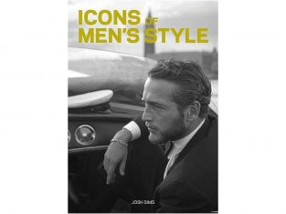 Książka Icons of Men's Style Mini Format