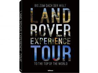Książka Land Rover Experience Tour