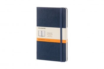 Moleskine Classic Navy HD L notes linia