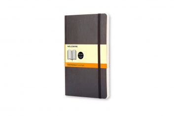 Moleskine Classic. Black SC L notes linia