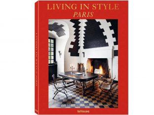 Książka Living in Style Paris