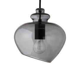 Lampa wisząca Frandsen Grace Grey Black 30x250cm