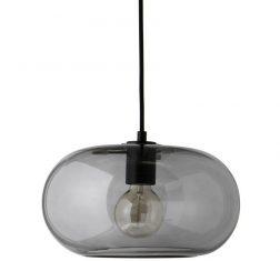 Lampa wisząca Frandsen Kobe Grey/Black 30x250cm