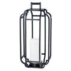 Lampion Palisades Black Eichholtz 25x25x55cm