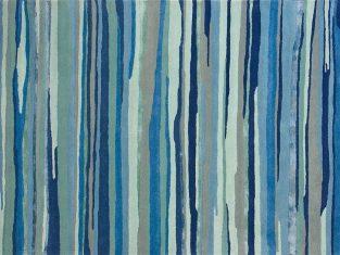 Dywan Sanderson Elsdon Blue 170x240cm