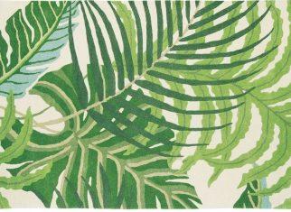 Dywan Sanderson Manila Green 170x240cm