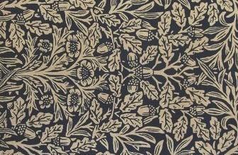 Dywan Morris Oak Indigo 140x200cm