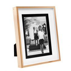 Ramka Eichholtz Gramercy Rosegold 20,5x26x4cm