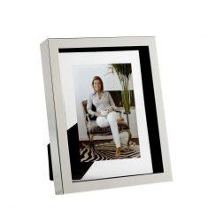 Ramka na zdjęcie Eichholtz Mulholland Silver 18,5×4,5x24cm