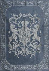 Pled dekoracyjny FS Home Collections Fiorantello Charcoal 175x235cm