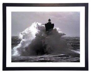 Fotografia Lighthouse Du Four 90x70cm