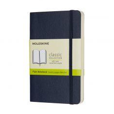 Moleskine Classic Sapphire S SC notes gładki
