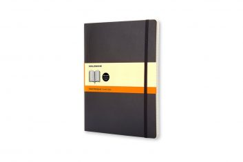 PL Moleskine Cl. Black XL SC notes linia