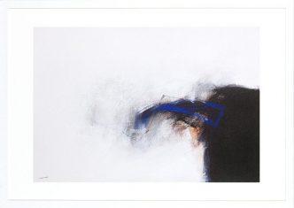 Obraz reprodukcja- Dans L`Espace II A. Sprumont 75x105cm
